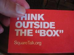 Square Talk