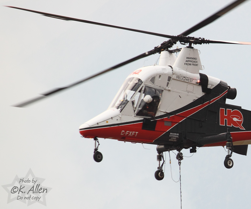 K-Max Chopper