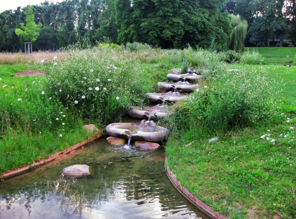Minerallbad-Park Stuttgart