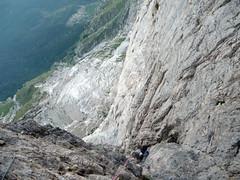 P1070680 (Antonio Palermi) Tags: alpinismo dany piramide sibillini vettore