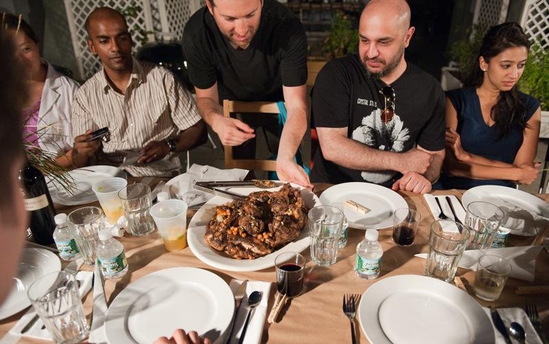 REEL TASTY DINNER: AIRPLANE