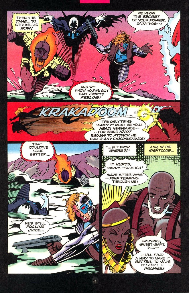midnight sons unlimited #4 - Page 38