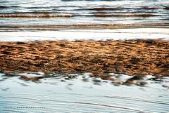 Franja Dorada ( Mauricio.) Tags: beach ro river uruguay gold agua nikon playa arena colonia sk nikkor dorado wather polarizador d80 vrii18200mm mauriciobolletta
