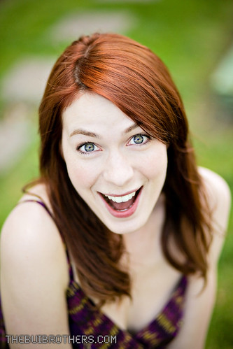 Felicia Day. Universally Attractive and therefore excluded from any Guilty Pleasure list