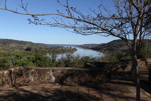 Miradores en el Rio Uruguay