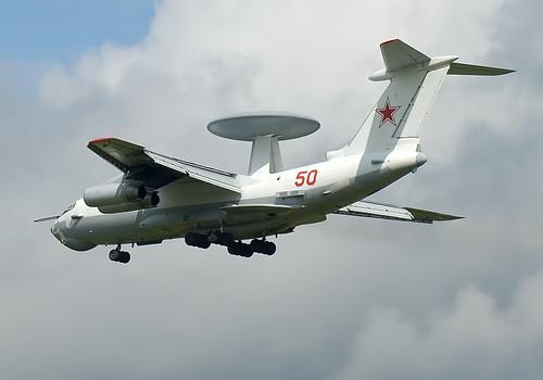 AWACS A-50