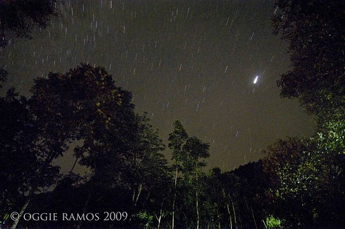 Nueva Vizcaya Imugan Star Trails
