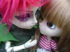 lovers (miss_skittlekitty) Tags: couple doll pullip hash junplanning taeyang zuora