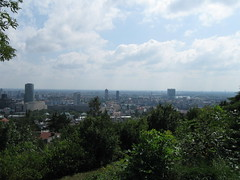View from Slavin Hill