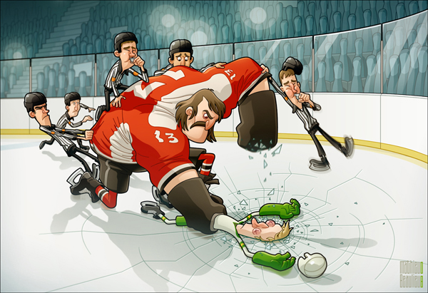 Hockey_Night_by_MathieuBeaulieu