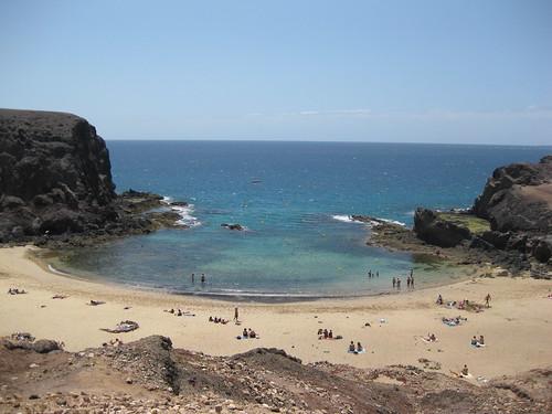 Lanzarote Beach, Canary Islands