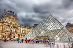 Not fair.. (linoush2000) Tags: paris museum louvre pyramidedulouvre linoush2000