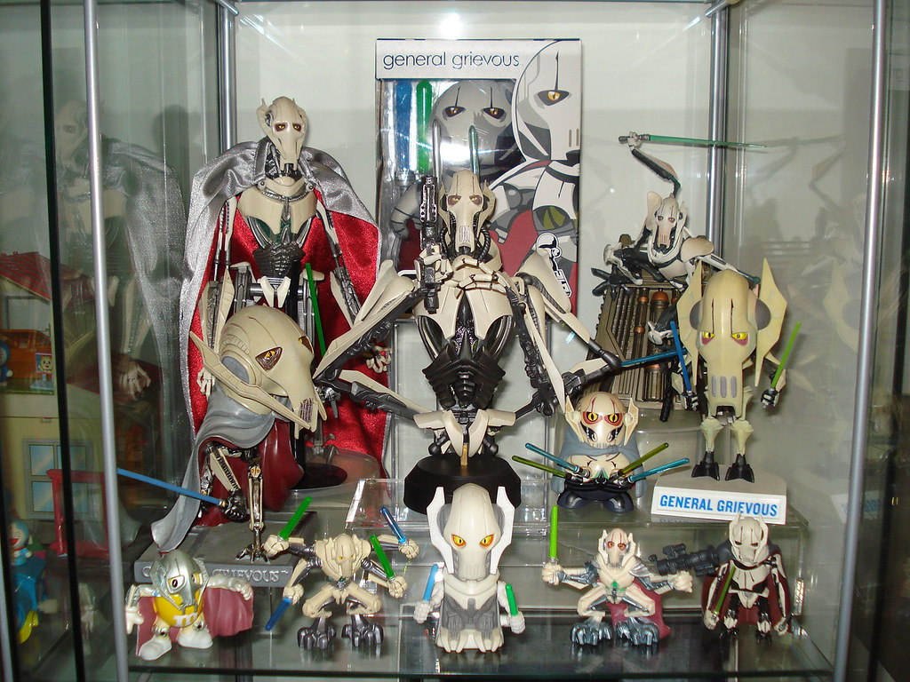 LZ Collection Star Wars General Grievous