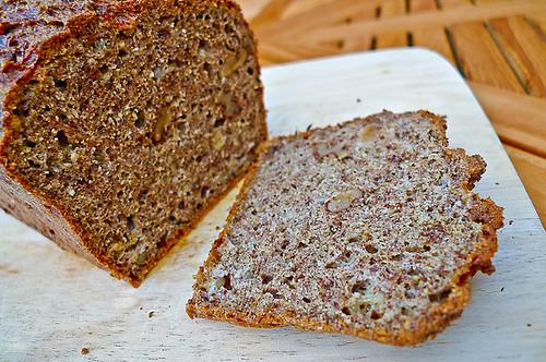 bröd med lite kolhydrater recept