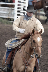 Roper (OhBoyd) Tags: horse cowboy montana rodeo roper helmville