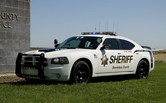 Stanislaus County Sheriff's Car (dcnelson1898) Tags: california canine modesto sheriff hemi lawenforcement k9 dodgecharger stayaway canineunit stanislauscountysheriff