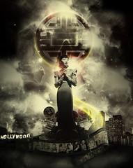annamaywong (Pixel Fantasy) Tags: poster annamaywongretro dragonladyfilmhollywoodasian