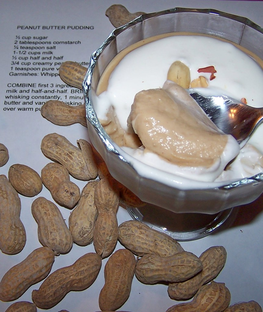 Peanut Butter Pudding