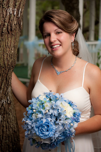 Bridal Portrait Outdoor