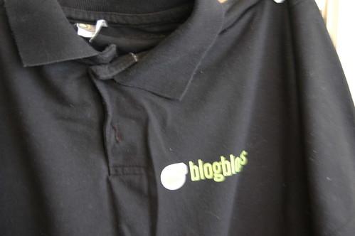 Camisa polo brinde Blogblogs