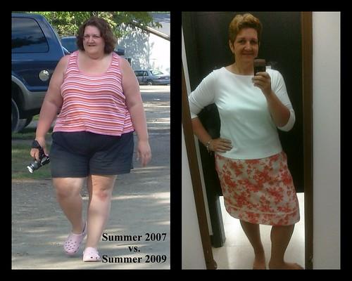 Summer 2007 vs Summer 2009