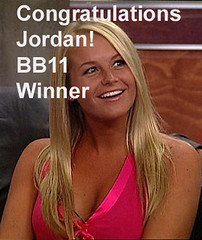Jordan Wins Big Brother