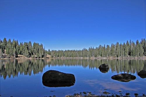 Rim Lake, Boulder Top, Utah
