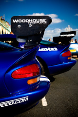 Dodge Viper GTS 8000cc Supercharged (GT Photographic) Tags: club brighton hove dodge viper trials supercharged gts frosts brightonspeedtrials 8000cc