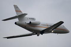 M-RURU - Private - Dassault Falcon 900B - Luton - 090130 - Steven Gray - IMG_7739