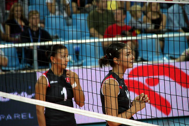 Pelin Celik and Aydemir Naz
