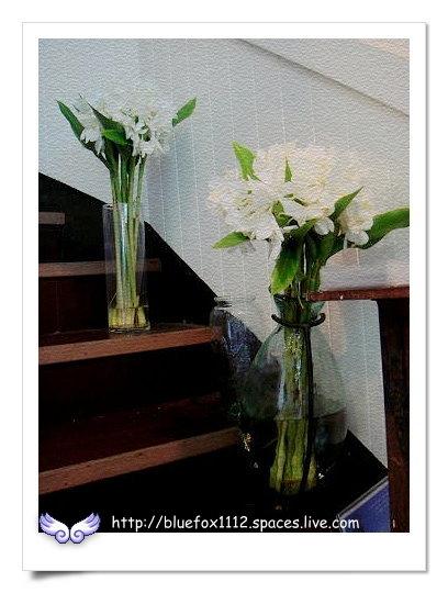 090918-1花宜6輪4日遊_璞石咖啡館04_階梯上的野薑花