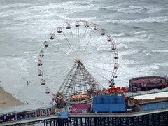 Big Wheel at Blackpool (thegillsoniow) Tags: wheel pier big funfair blackpool