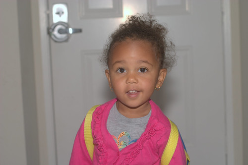 10-07-09 - First Day of School