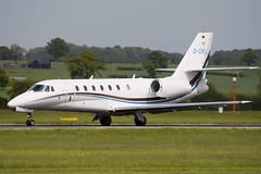 D-CHIL - 680-0156 - Private - Cessna 680 Citation Sovereign - Luton - 090507 - Steven Gray - IMG_2331