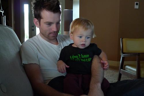 Daddy & Jack
