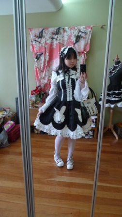 Lolita Outfit #2