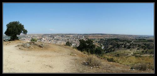 Toledo desde El Valle