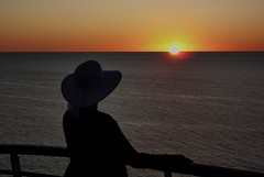 A Twilight Moment on the Cruise (Jeff Clow) Tags: cruise sunset vacation holiday twilight getaway caribbean jeffrclow