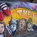 Chester Gateway Theatre Wizard of Oz mural