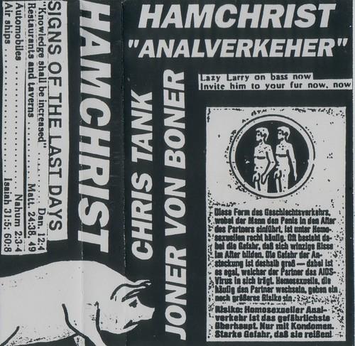 Hamchrist - Analverkeher
