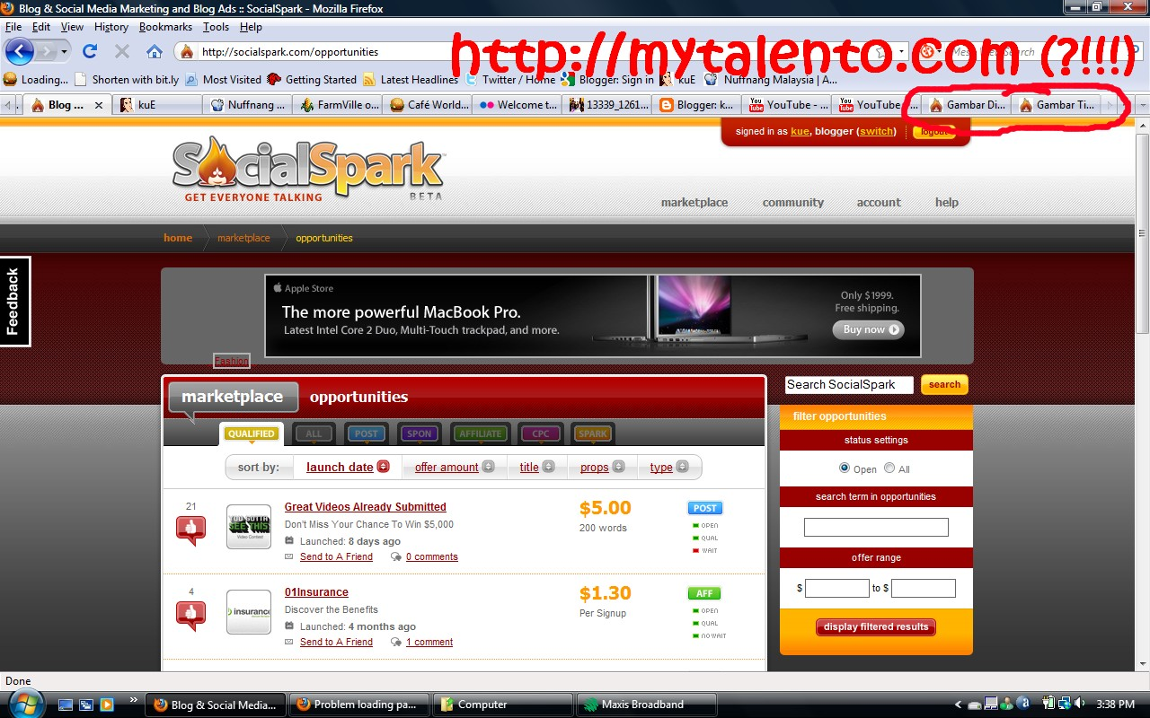 mytalento.com
