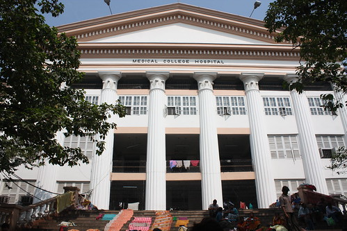Calcutta Medical College Hospital | Flickr - Photo Sharing!