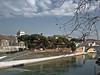 Isola (Diaaavelo) Tags: street city sky italy rome roma river italia tevere citycenter isle isola isolatiberina lovelycity cieloromano