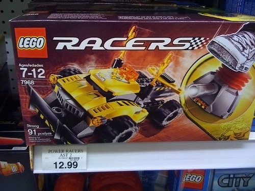 LEGO 2010 Sets Spotted at Toys R Us - Racers 7968 Strong