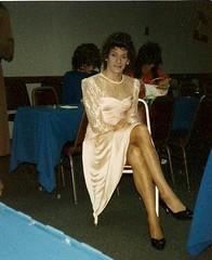Laurette in 1987 (Laurette Victoria) Tags: chicago retro triess chichapter laurettevictoria