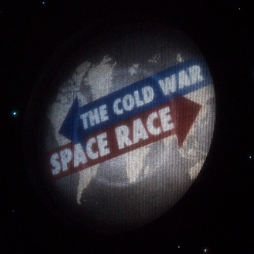 space race cold war. The Cold War and the Space