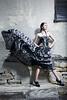 (echo · silence) Tags: fashion wall laneway glebe locationshoot flowingfabric
