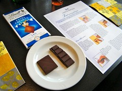 Our visit to Lindt & Sprungli Chocolates