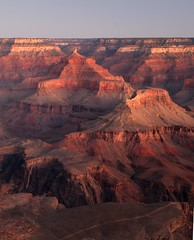 south rim sunrise (terri_lg) Tags: arizona nature sunrise grandcanyon southrim grandcanyonnationalpark yavapai november09 terrigreen terrilg photocontesttnc11 californiatnc11