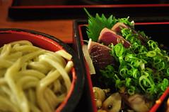 [Day5/Kochi]日曜市定食:來土佐一定要吃鰹魚!!!